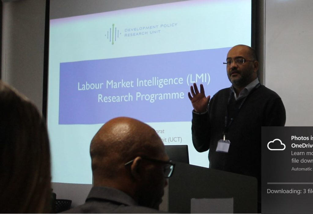 Labour Market Intelligence Research