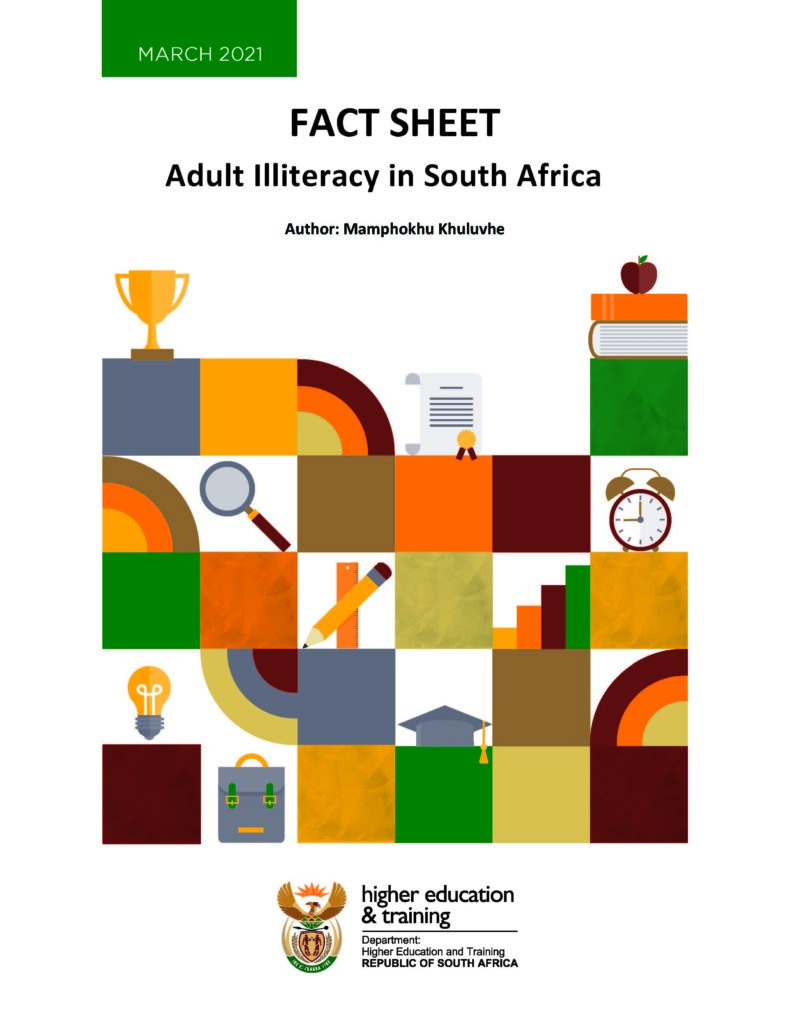 Cover Adult Illiteracy