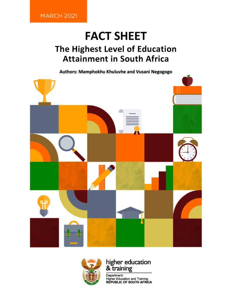 Cover: Highest Level of attainment